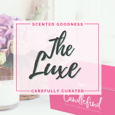The Luxe Candlefind Subscription Box