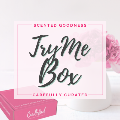 Try Me Candlefind Subscription Box`